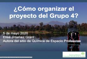 Seminario: Estrategias para el proyecto del Grupo 4