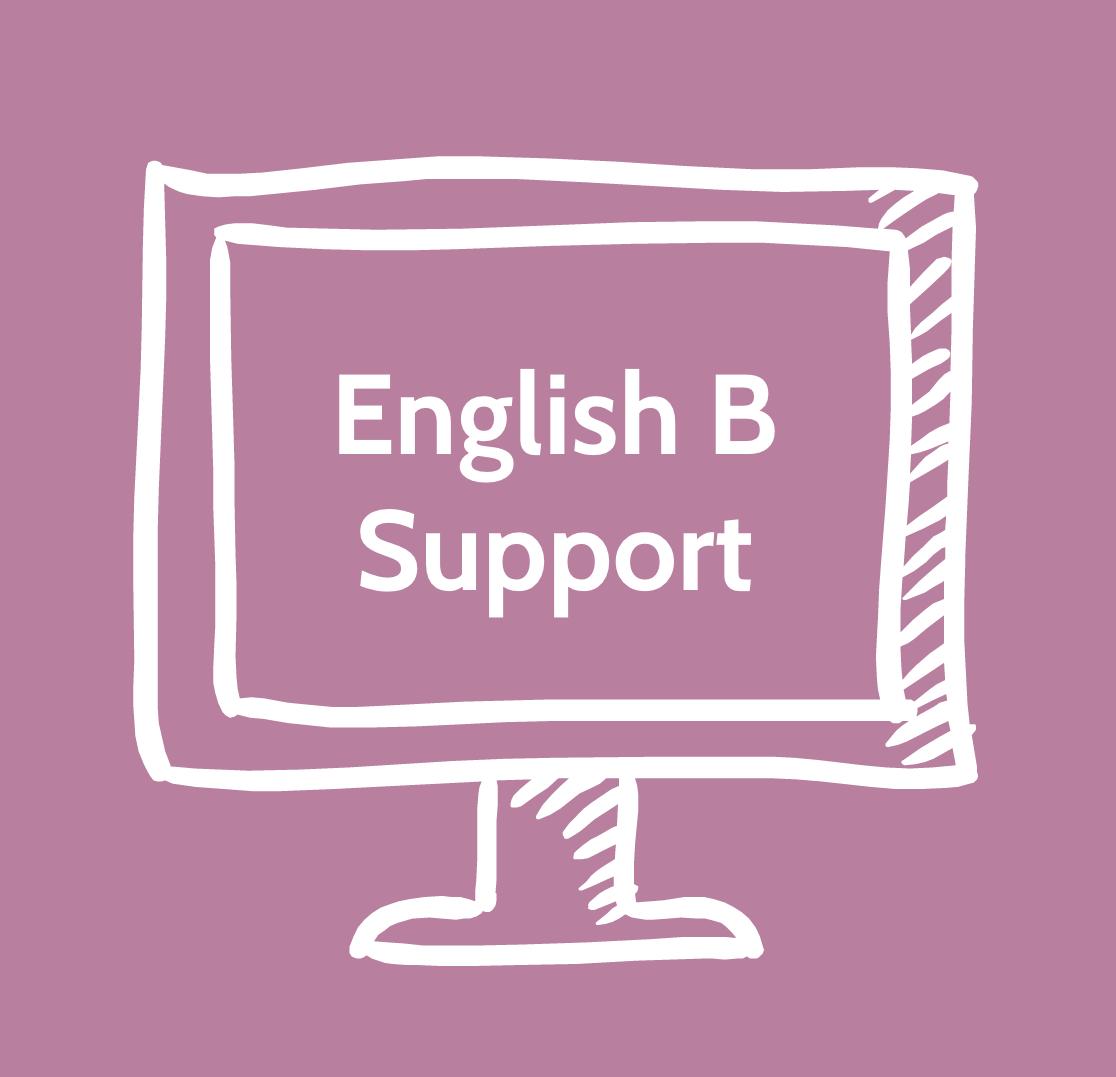 English B Support