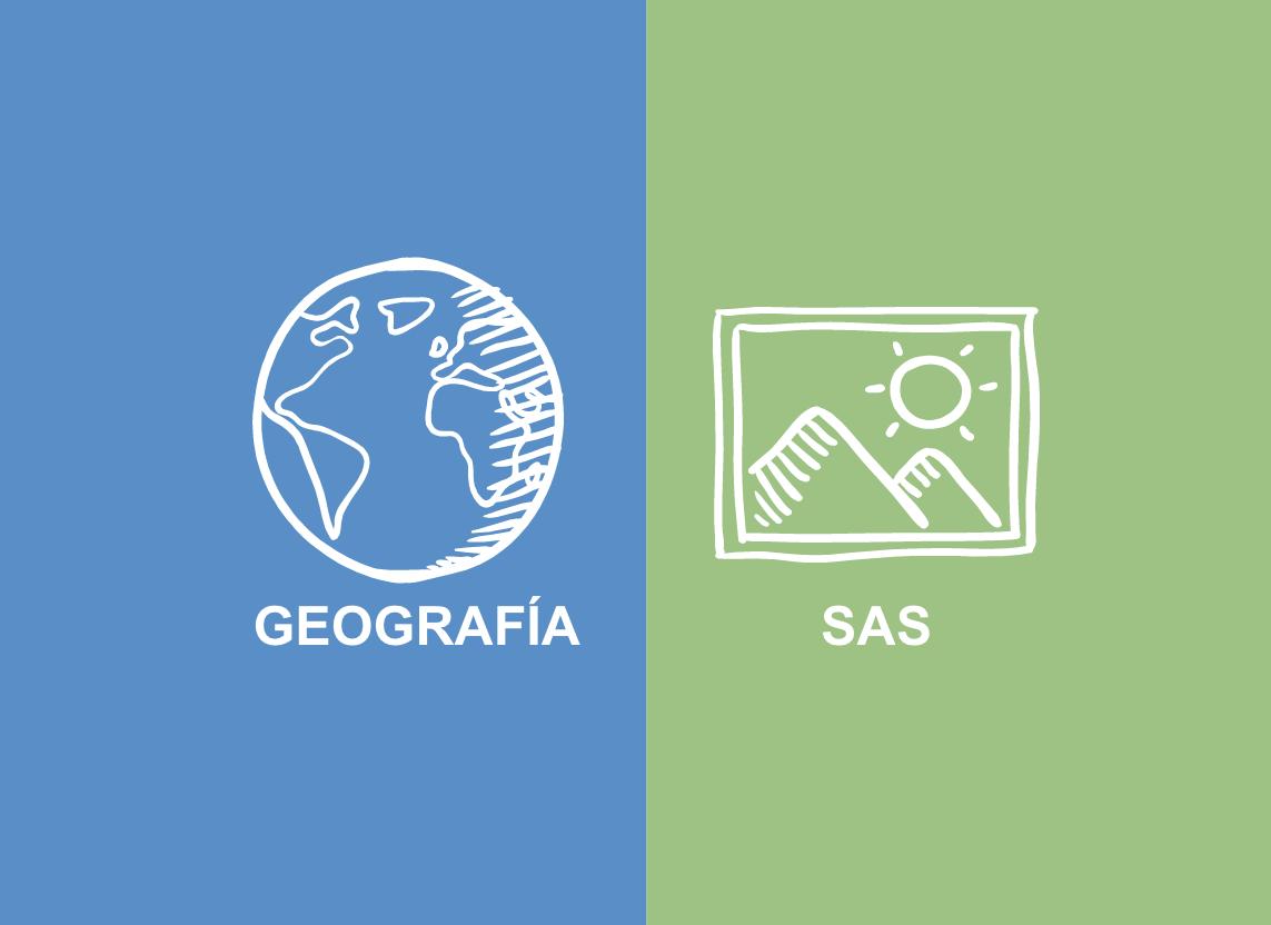 Geografía y Sistemas Ambientales y Sociedades